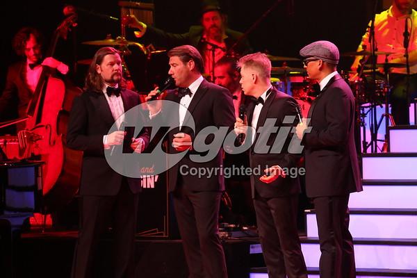 Alive and Swingin - Xavier Naidoo, Sasha, Rea Garvey, Michael Mittermeier 16-MAR-2017 @ Stadthalle, Vienna, Austria © Thomas Zeidler