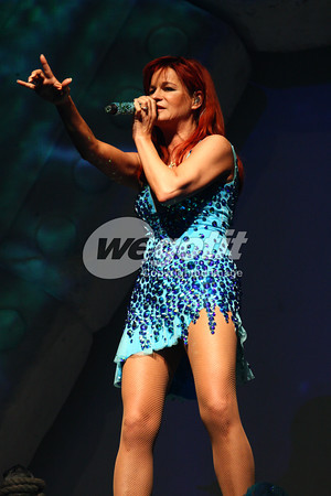 Andrea Berg 01-FEB-2014 @ O2 World, Hamburg, Germany © Thomas Zeidler