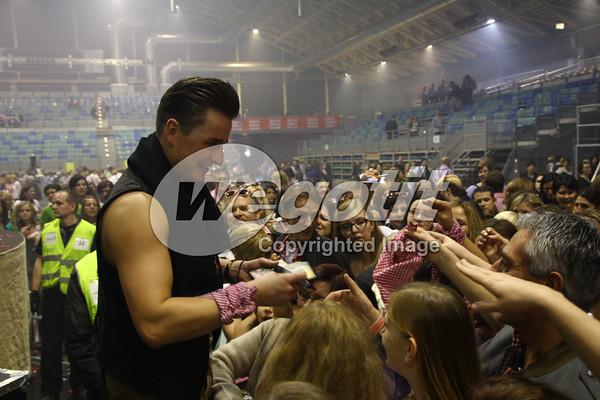 Andreas Gabalier 21-NOV-2013 @ Arena Nova, Wr. Neustadt, Austria © Thomas Zeidler