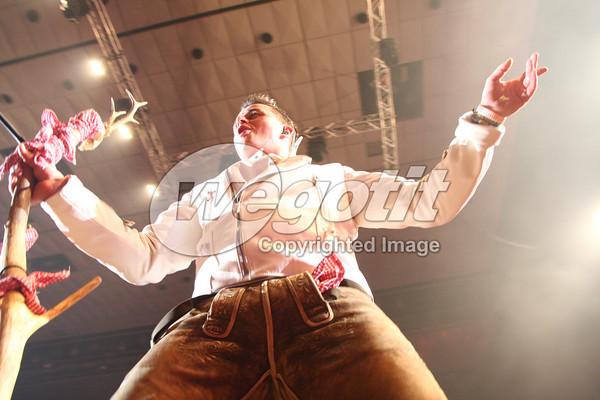 Andreas Gabalier 30-NOV-2013 @ Arena Nova, Wr. Neustadt, Austria © Thomas Zeidler