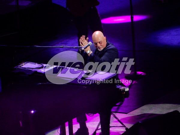 Billy Joel 20-NOV-2016 @ Madison Square Garden, New York, USA © Thomas Zeidler
