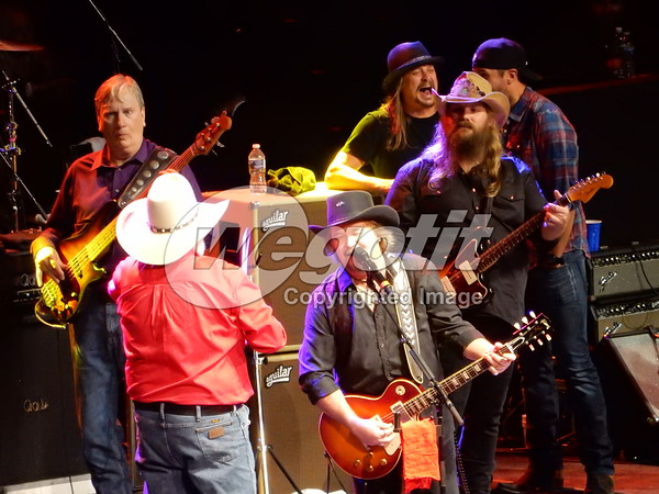 Charlie Daniels 80th Birthday Volunteer Jam 30-NOV-2016 @ Bridgestone Arena, Nashville, USA © Thomas Zeidler