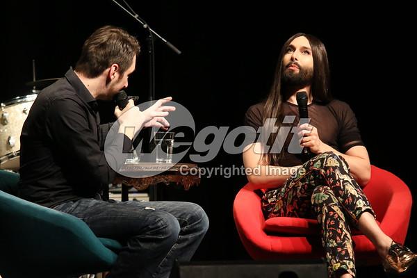 Conchita 11-MAR-2018 @ Stadtsaal, Vienna, Austria © Thomas Zeidler