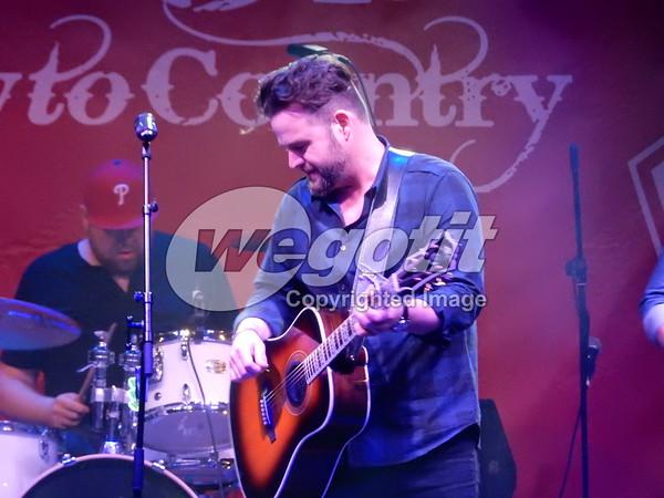 David Nail, Country 2 Country Festival 13-MAR-2016 @ O2 Arena, London, UK © Thomas Zeidler