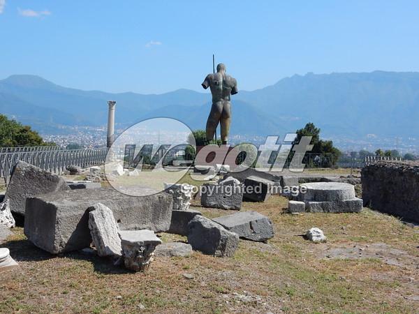 David Gilmour 07-JUL-2016 @ Amphitheatre, Pompeii, Italy © Thomas Zeidler