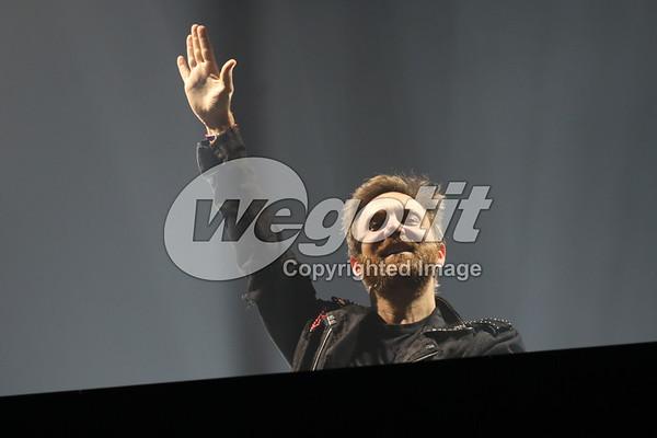 David Guetta 26-JAN-2018 @ TipsArena, Linz, Austria © Thomas Zeidler