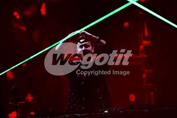 David Guetta 29-JUL-2017 @ Krieau, Vienna, Austria © Thomas Zeidler