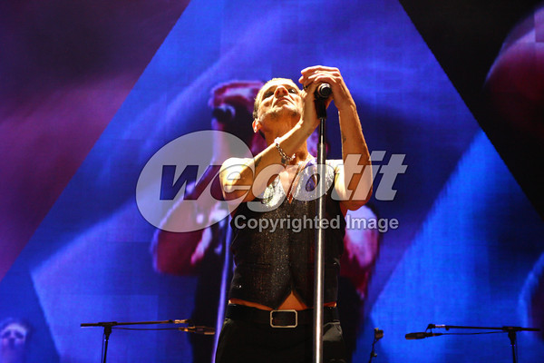 Depeche Mode 08-FEB-2014 @ Stadthalle, Vienna, Auatria © Thomas Zeidler