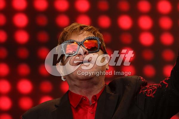 Elton John 16-JUL-2017 @ Burg Clam, Klam, Austria © Thomas Zeidler