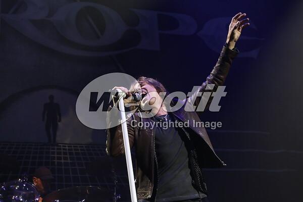 Europe 27-NOV-2017 @ Stadthalle, Vienna, Austria © Thomas Zeidler