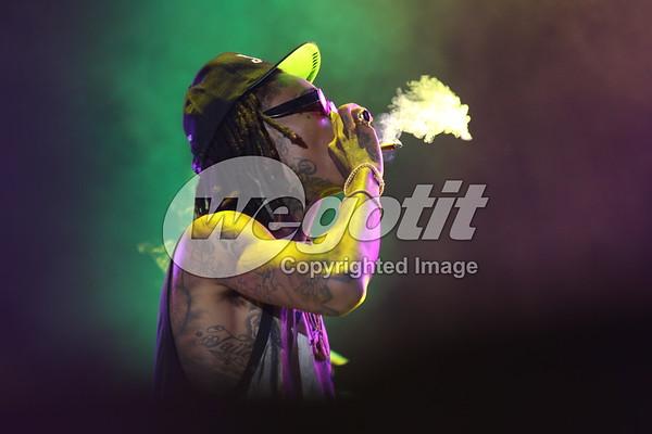 Wiz Khalifa 17-AUG-2017 @ Frequency Festival, St. Pölten, Austria © Thomas Zeidler