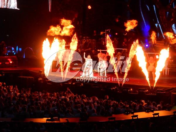 Helene Fischer 02-JUN-2015 @ Ostseestadion (DKB Arena), Rostock, Germany © Thomas Zeidler