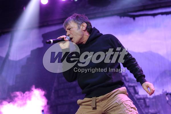 Iron Maiden 29-MAY-2016 @ RockAvaria Festival, Olypiastadion, Munich, Germany © Thomas Zeidler