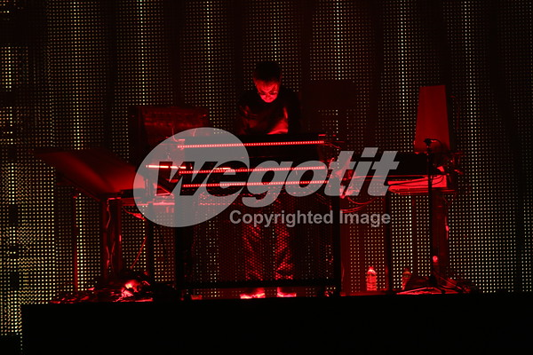 Jean-Michel Jarre 06-OCT-2016 @ Brighton Centre, Brighton UK © Thomas Zeidler