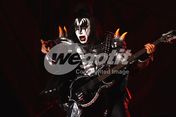 KISS 06-JUN-2015 @ Rock In Vienna, Munich, Germany © Thomas Zeidler