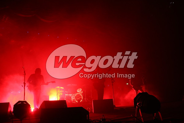 Kings Of Leon 16-FEB-2017 @ Barclaycard Arena, Hamburg, Germany © Thomas Zeidler