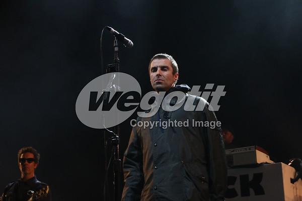 Liam Gallagher 15-DEC-2017 @ Brighton Centre, Brighton UK © Thomas Zeidler