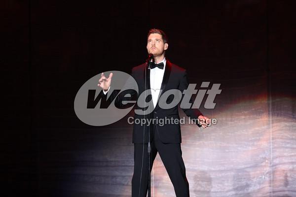 Michael Bublé 05-NOV-2014 @ Stadthalle, Vienna, Austria © Thomas Zeidler