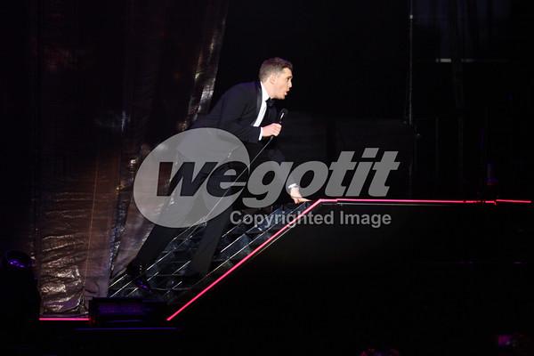 Michael Bublè 25-JAN-2014 @ Stadthalle, Vienna, Austria © Thomas Zeidler