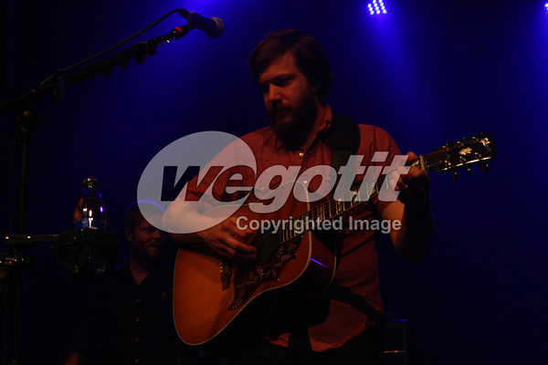 Midlake 16-MAR-2014 @ Berns, Stockholm, Sweden © Thomas Zeidler