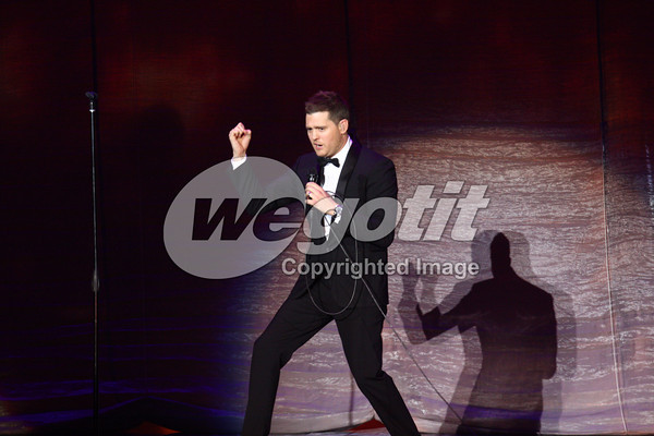 Michael Bublè 16-JAN-2014 @ Olympiahalle, Munich, Germany © Thomas Zeidler