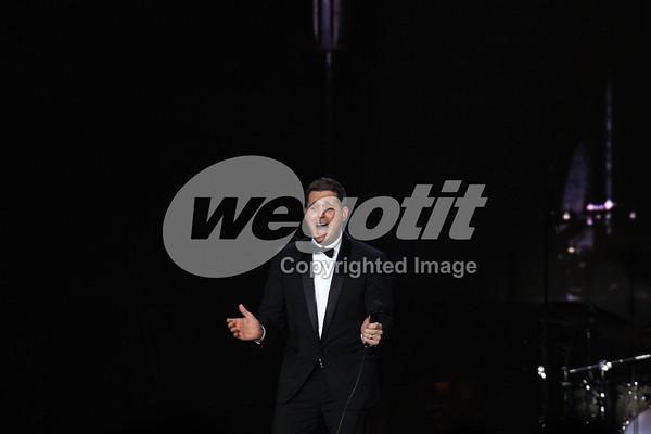Michael Bublè 16-JAN-2014 @ Olympiahalle, Munich, Germany © Thomas Zeidler
