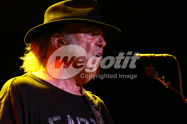 Neil Young 23-JUL-2014 @ Stadthalle, Vienna, Austria © Thomas Zeidler