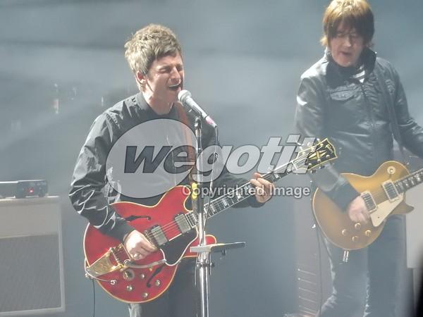 Noel Gallagher 03-MAR-2015 @ Odysee, Belfast, Northern Ireland © Thomas Zeidler