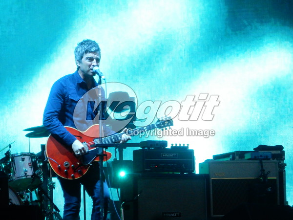 Noel Gallagher 15-AUG-2016 @ Sziget Festival, Budapest, Hungary © Thomas Zeidler
