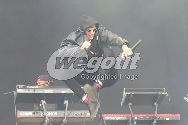Machine Gun Kelly 17-JUN-2017 @ Nova Rock Festival, Nickelsdorf Austria © Thomas Zeidler