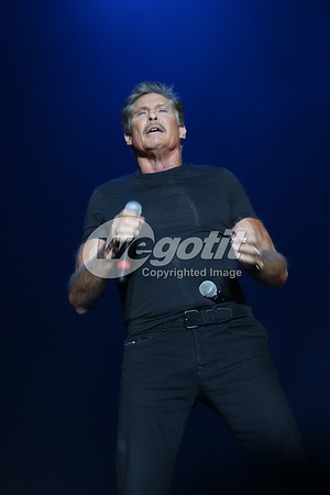 David Hasselhoff 17-JUN-2017 @ Nova Rock Festival, Nickelsdorf Austria © Thomas Zeidler