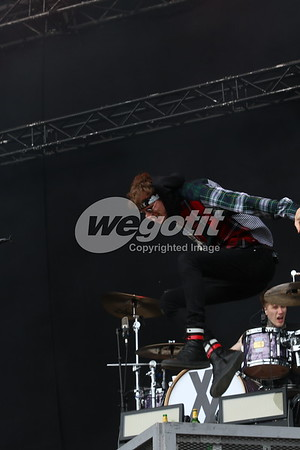 Machine Gun Kelly 17-JUN-2017 @ Nova Rock Festival, Nickelsdorf Austria © Thomas Zeidler