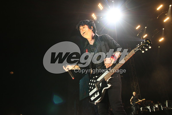 Green Day 17-JUN-2017 @ Nova Rock Festival, Nickelsdorf Austria © Thomas Zeidler