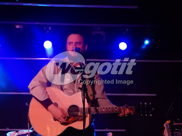 Paul Cauthen 09-MAY-2017 @ The Borderline, London, UK © Thomas Zeidler