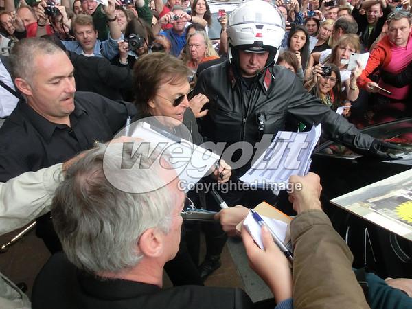 Paul McCartney 27-JUN-2013 @  Ernst Happel Stadion, Vienna, Austria © Thomas Zeidler