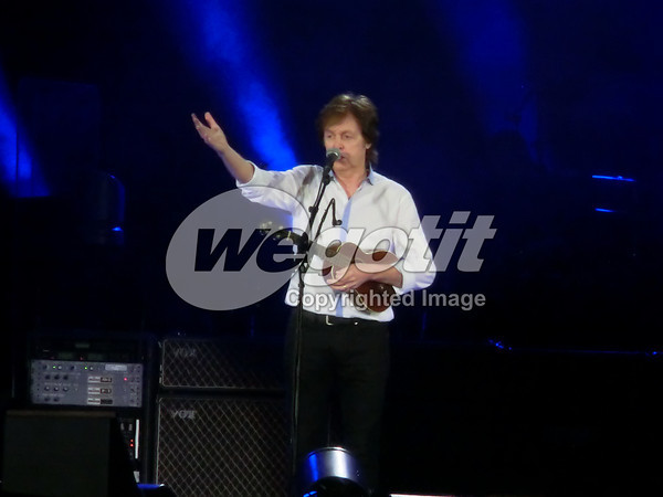 Paul McCartney 27-JUN-2013 @  Ernst Happel Stadion, Vienna, Austria © Thomas Zeidler