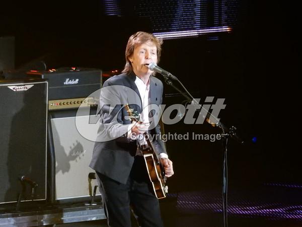 Paul McCartney 28-MAY-2015 @ Echo Arena, Liverpool, UK © Thomas Zeidler