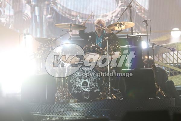 Queen + Adam Lambert 25-MAY-2016 @ Stadion, Linz, Austria © Thomas Zeidler