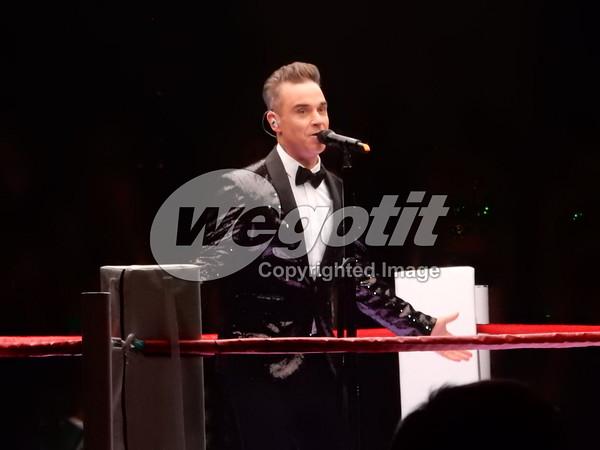 Robbie Williams 07-NOV-2016 @ The Troxy, London, England © Thomas Zeidler