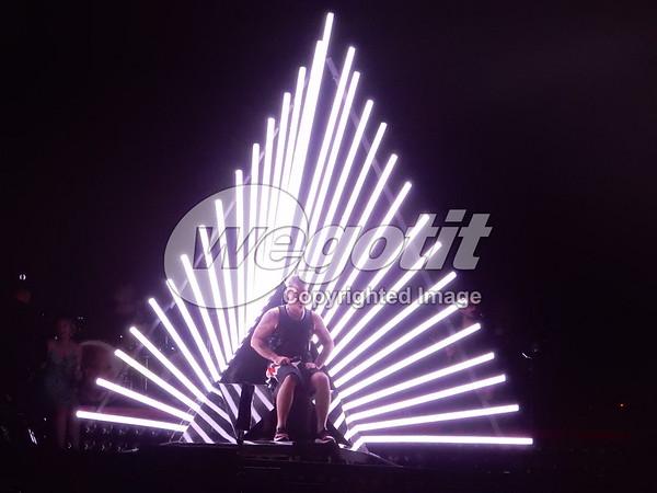Robbie Williams 19-AUG-2017 @ Letnany Airport, Prague, Czech Republic © Thomas Zeidler