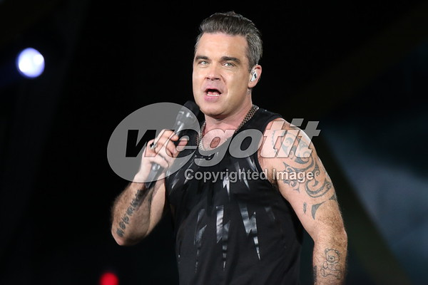 Robbie WIlliams 29-AUG-2017 @ Wörthersee Stadion, Klagenfurt, Austria © Thomas Zeidler