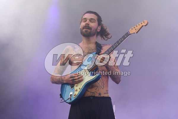 Biffy Clyro 04-JUN-2016 @ Rock In Vienna, Donauinsel, Wien, Austria © Thomas Zeidler