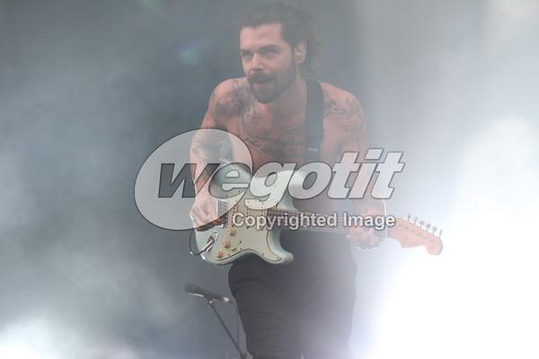 Biffy Clyro 04-JUN-2016 @ Rock In Vienna, Donauinsel, Wien, Austria © Thomas Zeidler