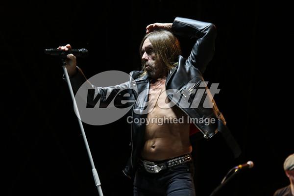 Iggy Pop 04-JUN-2016 @ Rock In Vienna, Donauinsel, Wien, Austria © Thomas Zeidler