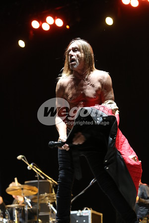 Iggy Pop 04-JUN-2016 @ Rock In Vienna, Donauinsel, Wien, Austria © Thomas Zeidler