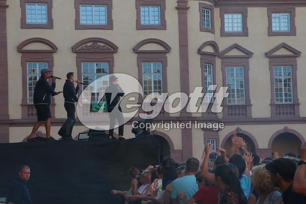 Söhne Mannheims 10-JUL-2015 @ Schloss Mannheim, Mannheim, Germany © Thomas Zeidler