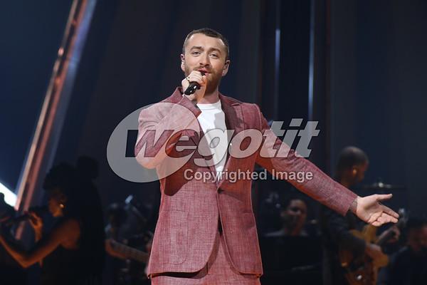 Sam Smith 08-MAY-2018 @ Stadthalle, Vienna, Austria © Thomas Zeidler