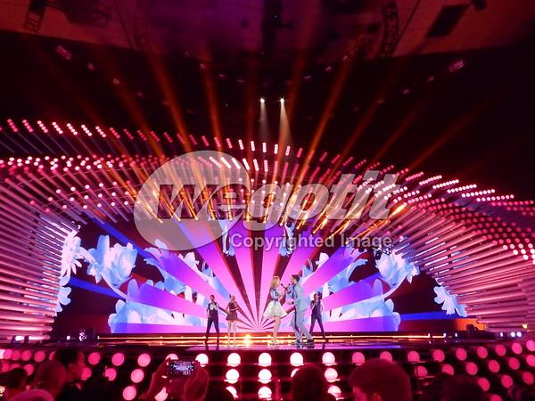 Song Contest 20-MAI-2015 @ Stadthalle, Vienna, Austria © Thomas Zeidler
