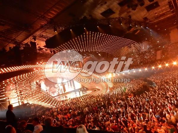Song Contest 22-MAI-2015 @ Stadthalle, Vienna, Austria © Thomas Zeidler