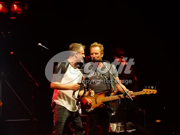 Sting 14-SEP-2017 @ Stadthalle, Vienna, Austria © Thomas Zeidler